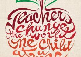 teachers - sassymonogram