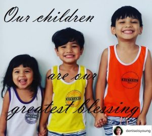 Our children are our greatest blessing