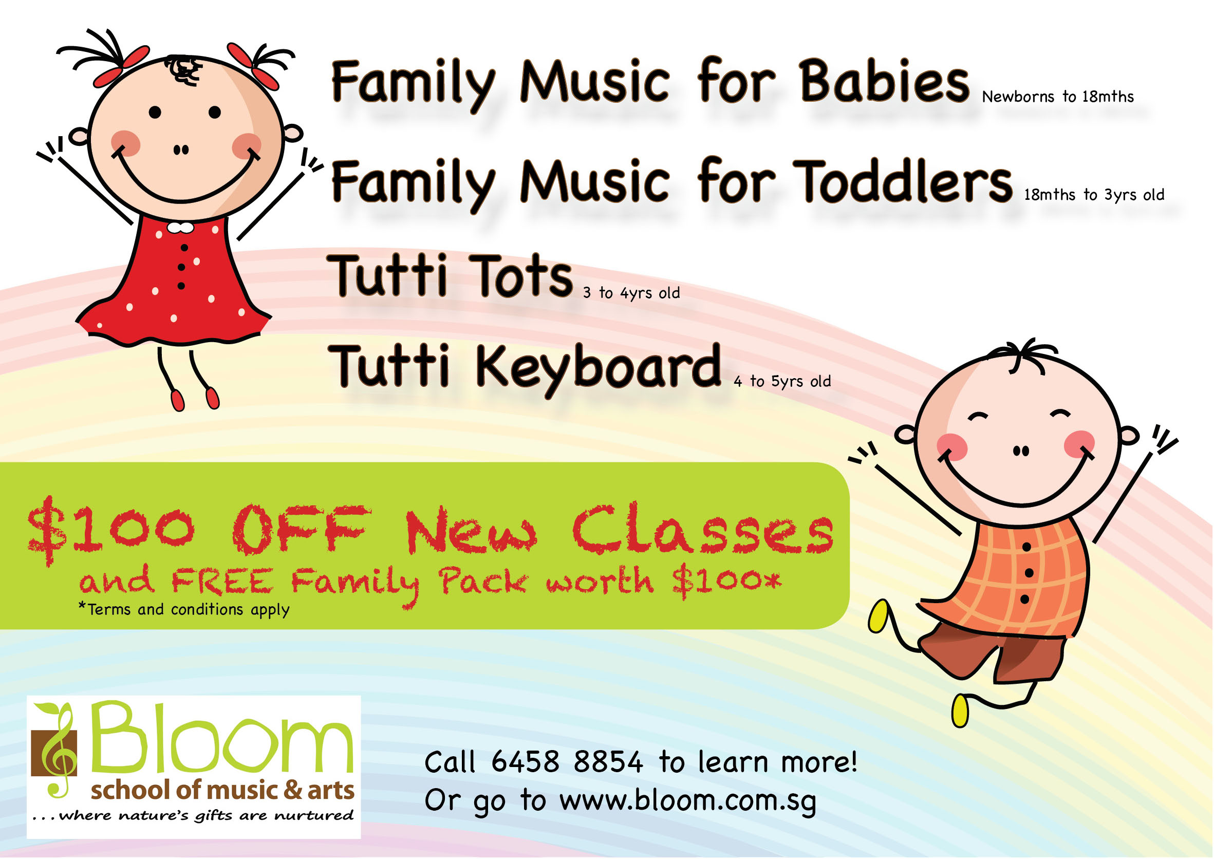 Early Childhood Promo