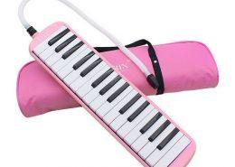 IRIN 32-Key Melodica Pianica - Pink