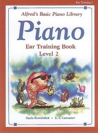 's Basic Piano Course Ear Training Book 2