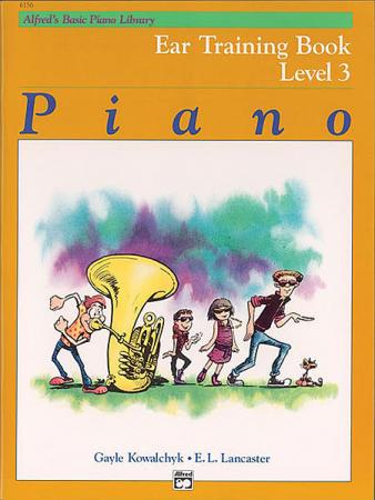 's Basic Piano Course Ear Training Book 3