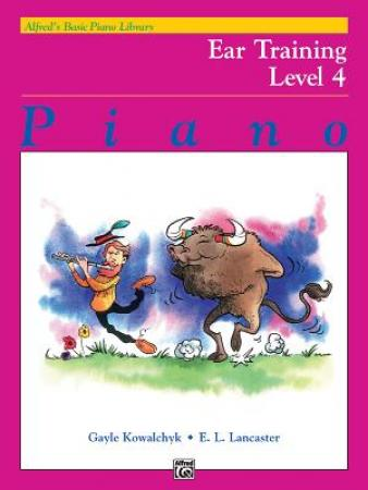 's Basic Piano Course Ear Training Book 4