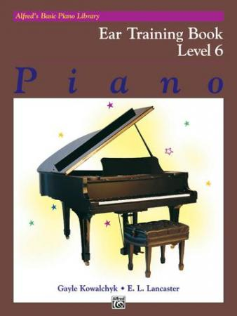 's Basic Piano Course Ear Training Book 6