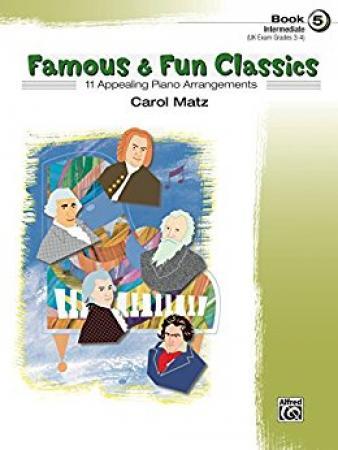 Famous & Fun Classics Book 5