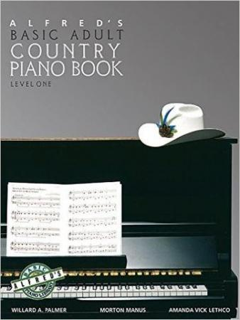 's Basic Adult Piano Course Country Songbook Book 1