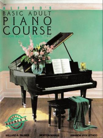 's Basic Adult Piano Course Lesson Book 2