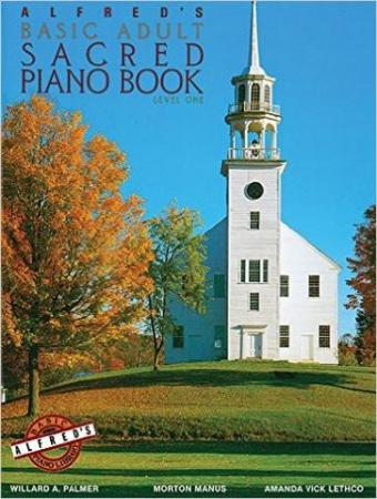's Basic Adult Piano Course Sacred Book 1